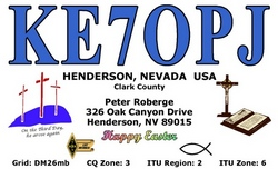 Easter QSL
