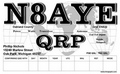 QRP World Map